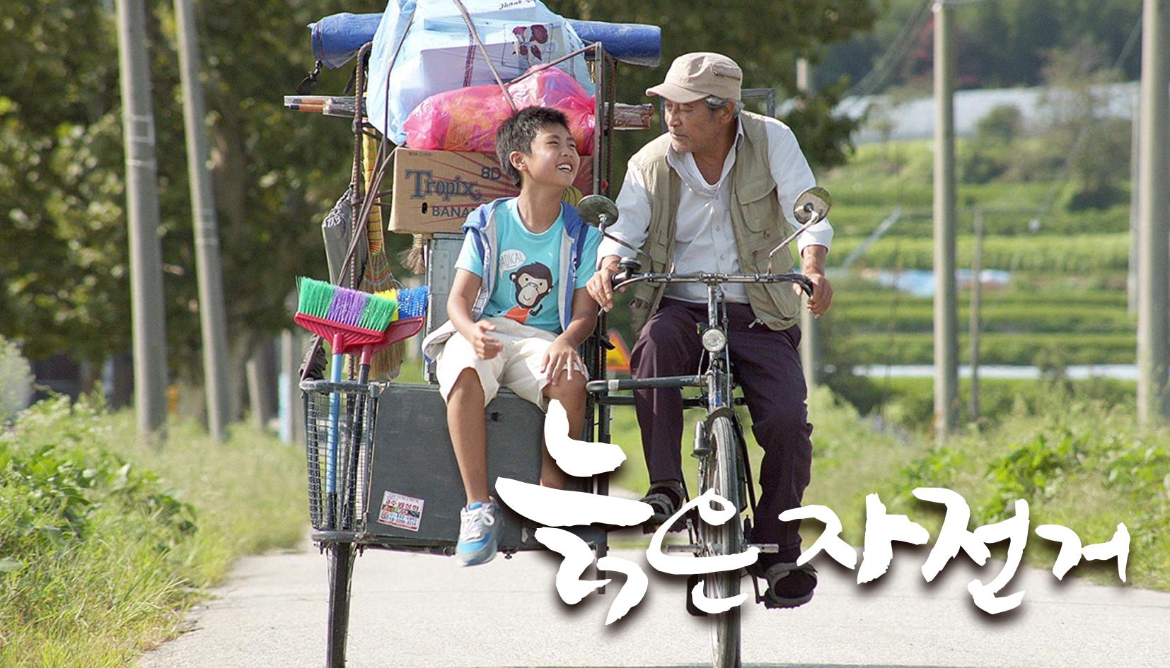 늙은 자전거